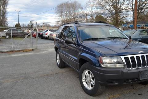 2003 Jeep Grand Cherokee for sale at Victory Auto Sales in Randleman NC