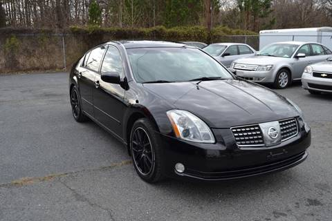 2005 Nissan Maxima for sale at Victory Auto Sales in Randleman NC