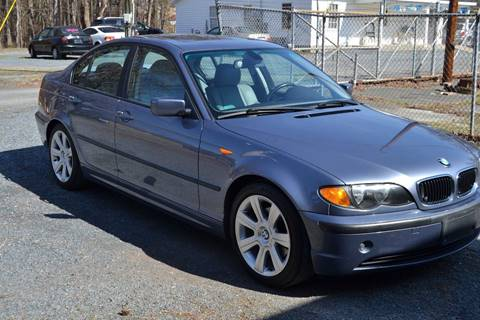 2003 BMW 3 Series for sale at Victory Auto Sales in Randleman NC