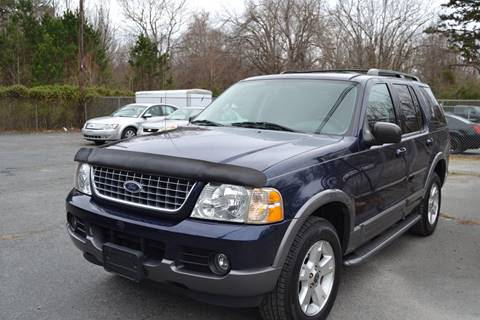 2003 Ford Explorer for sale at Victory Auto Sales in Randleman NC
