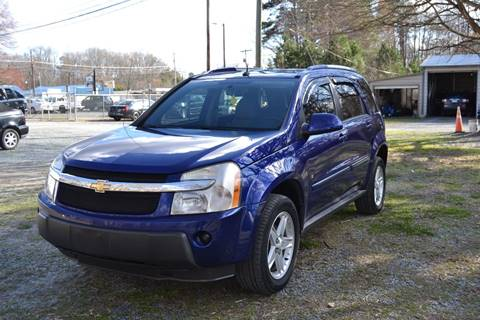 2006 Chevrolet Equinox for sale at Victory Auto Sales in Randleman NC