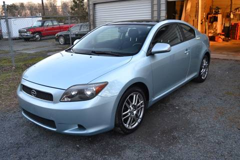 2005 Scion tC for sale at Victory Auto Sales in Randleman NC