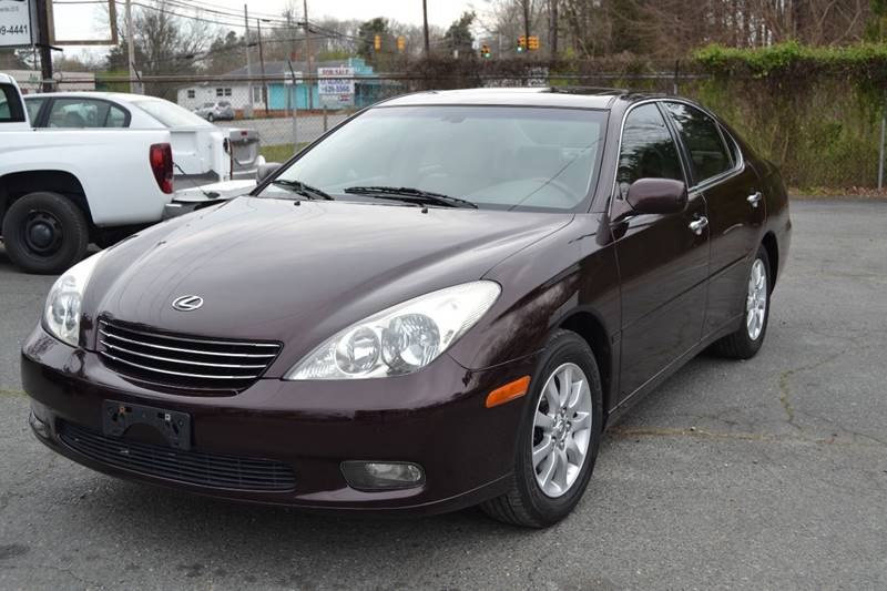 2003 Lexus ES 300 For Sale At Victory Auto Sales In Randleman NC