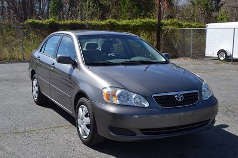 2006 Toyota Corolla for sale at Victory Auto Sales in Randleman NC