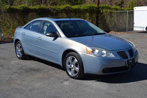 2007 Pontiac G6 for sale at Victory Auto Sales in Randleman NC