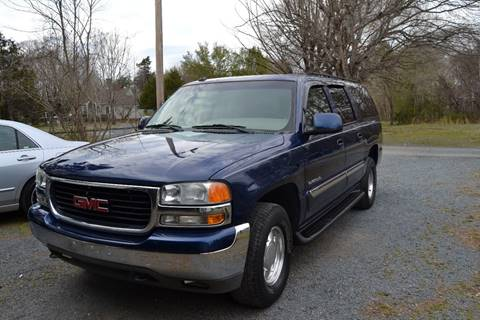 2003 GMC Yukon XL for sale at Victory Auto Sales in Randleman NC