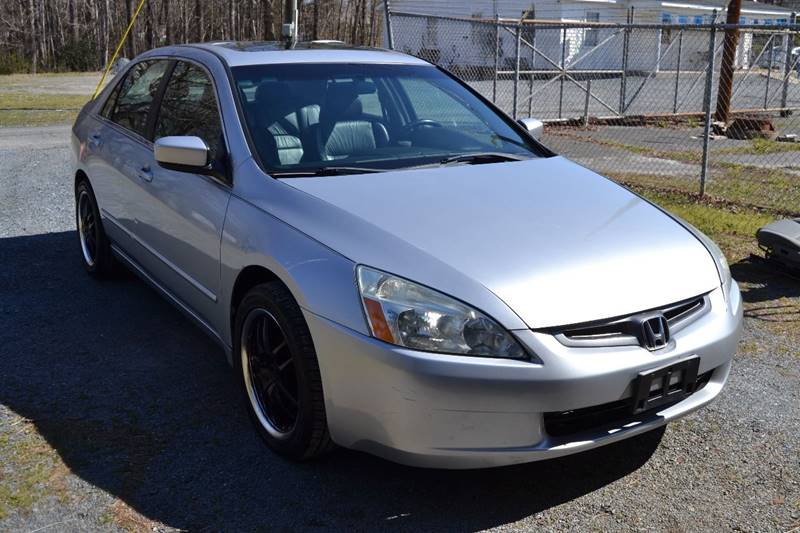 2003 Honda Accord For Sale At Victory Auto Sales In Randleman NC