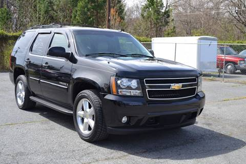 2007 Chevrolet Tahoe for sale at Victory Auto Sales in Randleman NC