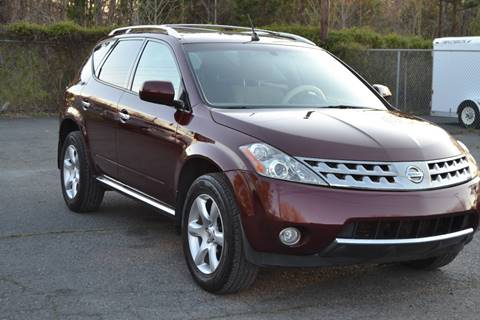 2006 Nissan Murano for sale at Victory Auto Sales in Randleman NC