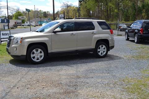 2011 GMC Terrain for sale at Victory Auto Sales in Randleman NC