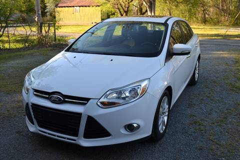 2012 Ford Focus for sale at Victory Auto Sales in Randleman NC