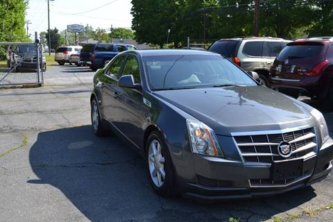 2009 Cadillac CTS for sale at Victory Auto Sales in Randleman NC
