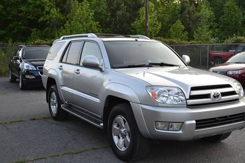 2003 Toyota 4Runner for sale at Victory Auto Sales in Randleman NC