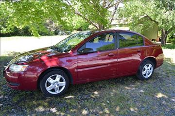 2006 Saturn Ion for sale at Victory Auto Sales in Randleman NC