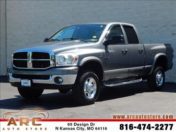 2007 Dodge Ram Pickup 2500 for sale in North Kansas City, MO
