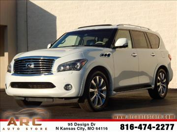 2012 Infiniti QX56 for sale in North Kansas City, MO