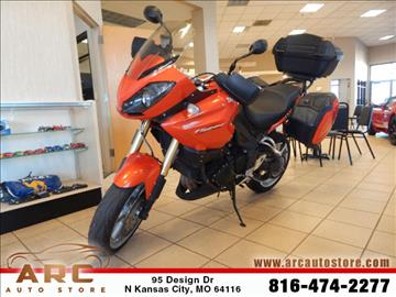 2011 Triumph Tiger Abs for sale in North Kansas City, MO