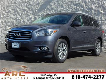 2013 Infiniti JX35 for sale in North Kansas City, MO