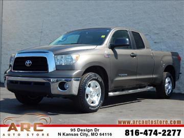 2008 Toyota Tundra for sale in North Kansas City, MO