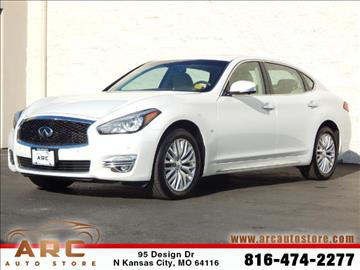 2015 Infiniti Q70L for sale in North Kansas City, MO