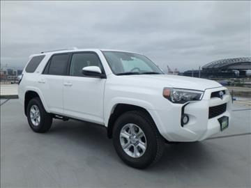 2017 Toyota 4Runner for sale in Seattle, WA
