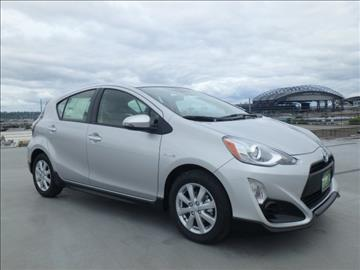 2017 Toyota Prius c for sale in Seattle, WA