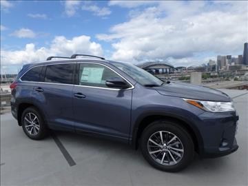 2017 Toyota Highlander for sale in Seattle, WA