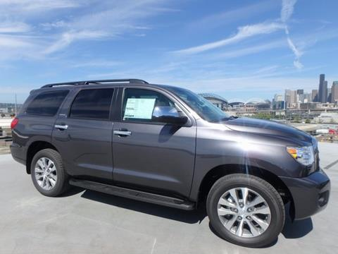 2017 Toyota Sequoia for sale in Seattle, WA