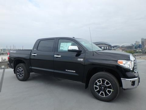 2017 Toyota Tundra for sale in Seattle, WA