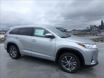 2017 Toyota Highlander for sale in Seattle, WA