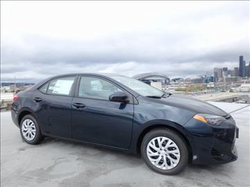 2018 Toyota Corolla for sale in Seattle, WA