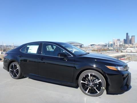 2018 Toyota Camry for sale in Seattle, WA