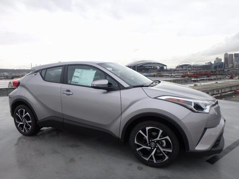 2018 Toyota C-HR for sale in Seattle, WA
