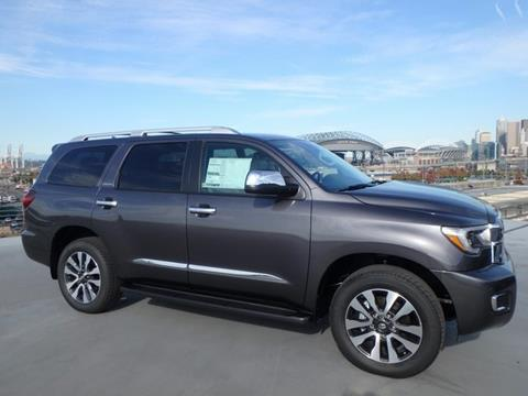 2018 Toyota Sequoia for sale in Seattle, WA