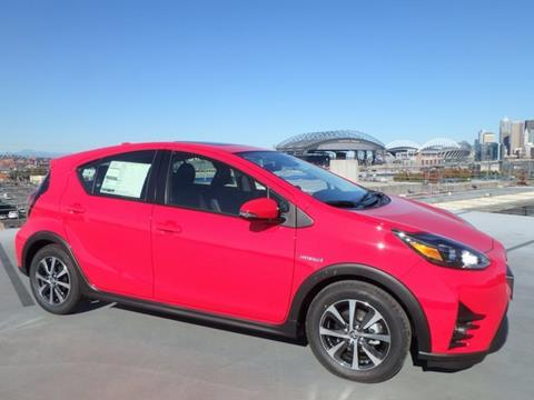 2018 Toyota Prius c for sale in Seattle, WA