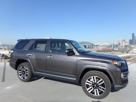 2018 Toyota 4Runner for sale in Seattle, WA