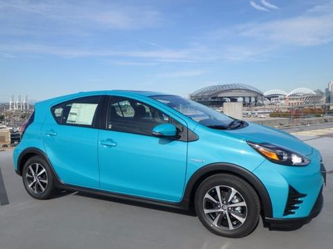 2018 Toyota Prius c for sale in Seattle, WA
