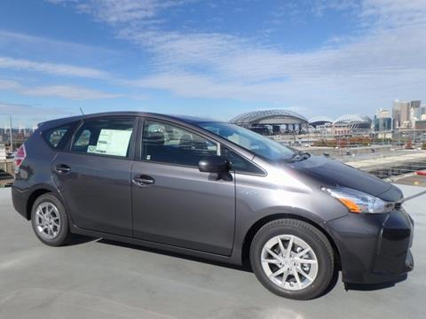 2017 Toyota Prius v for sale in Seattle, WA