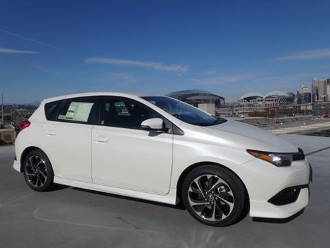 2018 Toyota Corolla iM for sale in Seattle, WA