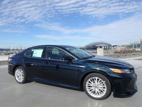 2018 Toyota Camry Hybrid for sale in Seattle, WA