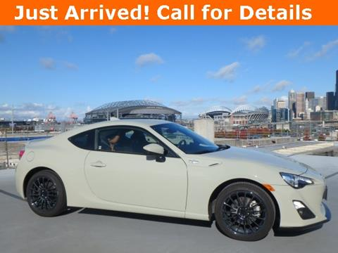 2016 Scion FR-S for sale in Seattle, WA