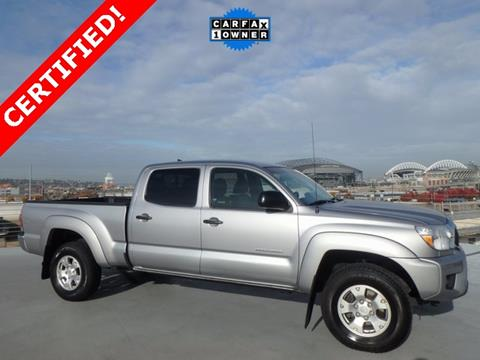 2015 Toyota Tacoma for sale in Seattle, WA
