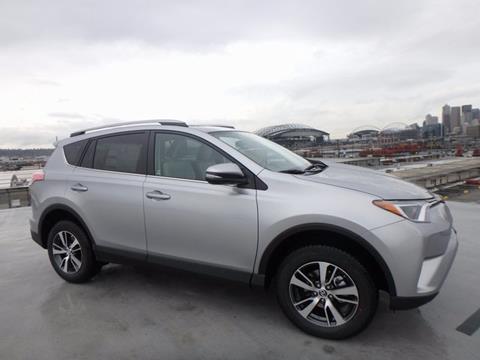 2018 Toyota RAV4 for sale in Seattle, WA