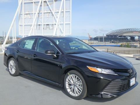 2019 Toyota Camry for sale in Seattle, WA