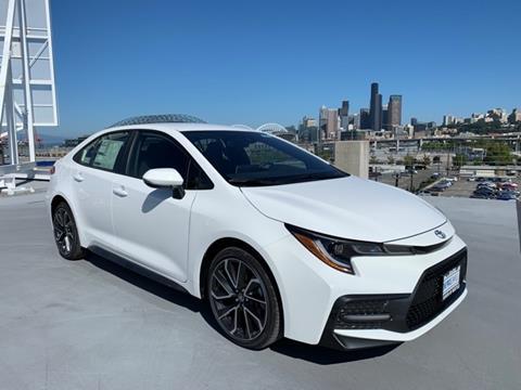 2020 Toyota Corolla for sale in Seattle, WA