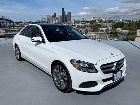 2017 Mercedes-Benz C-Class for sale in Seattle, WA