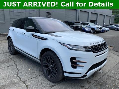 2020 Land Rover Range Rover Evoque for sale in Seattle, WA