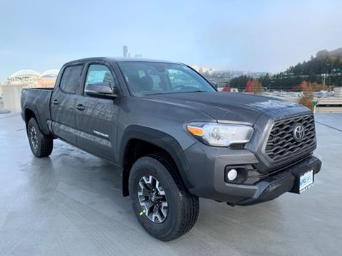 2020 Toyota Tacoma for sale in Seattle, WA