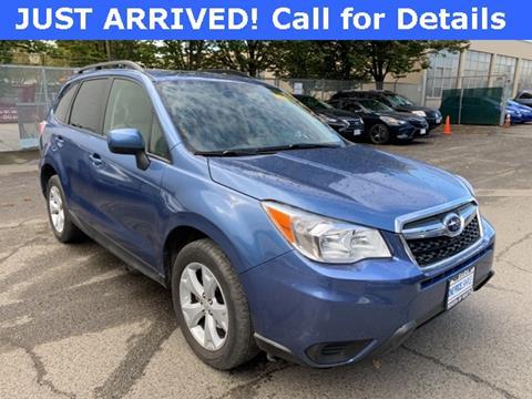 2015 Subaru Forester for sale in Seattle, WA