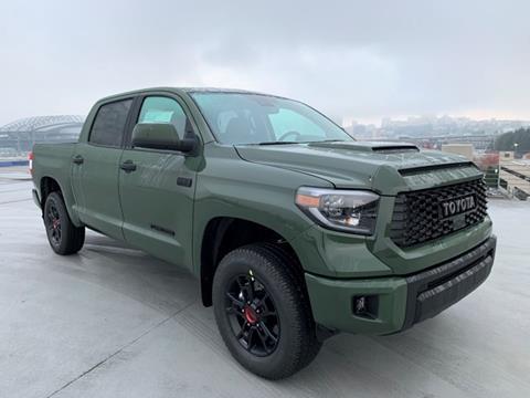 2020 Toyota Tundra for sale in Seattle, WA